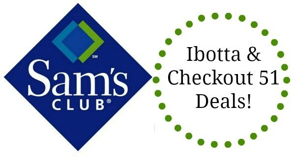 Rebate App Deals at Sam's Club! (Ibotta, Checkout 51, Fetch