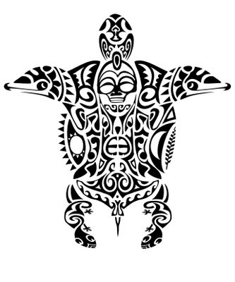 I want a Maori tattoo of an aquadic mammal, preferable a whale, but I'd definitely consider this!