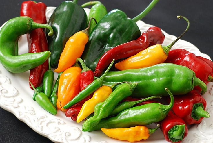 Did you know hot food had health benefits? http://www.thefoodanddrinkblog.com/health-benefits-of-hot-peppers/