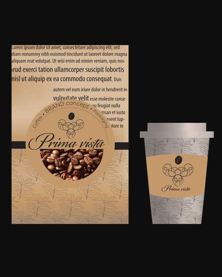 Coffee Branding on Behance
