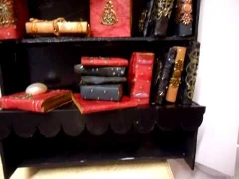 Fiona Jennings as jennings644 - Witches Book Case & Potion Unit - time 9:29; May 18, 2013