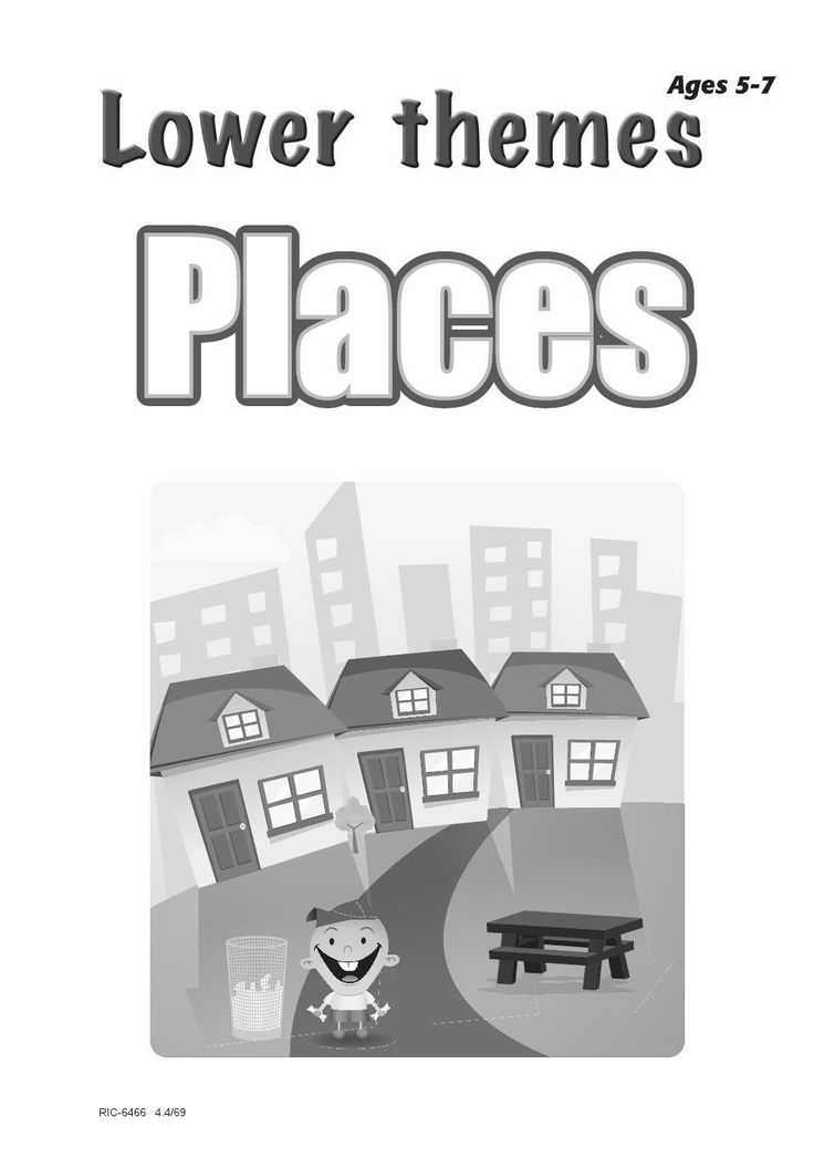 #ClippedOnIssuu from Lower Themes - Needs, Changes, Moving and Places: Places