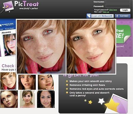 Modificare Foto Online - Fotoritocco automatico del Viso ( clicca l'immagine per continuare a leggere )