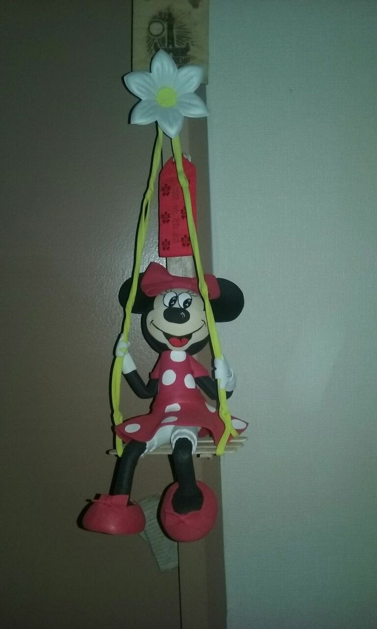 Minnie mouse columpio