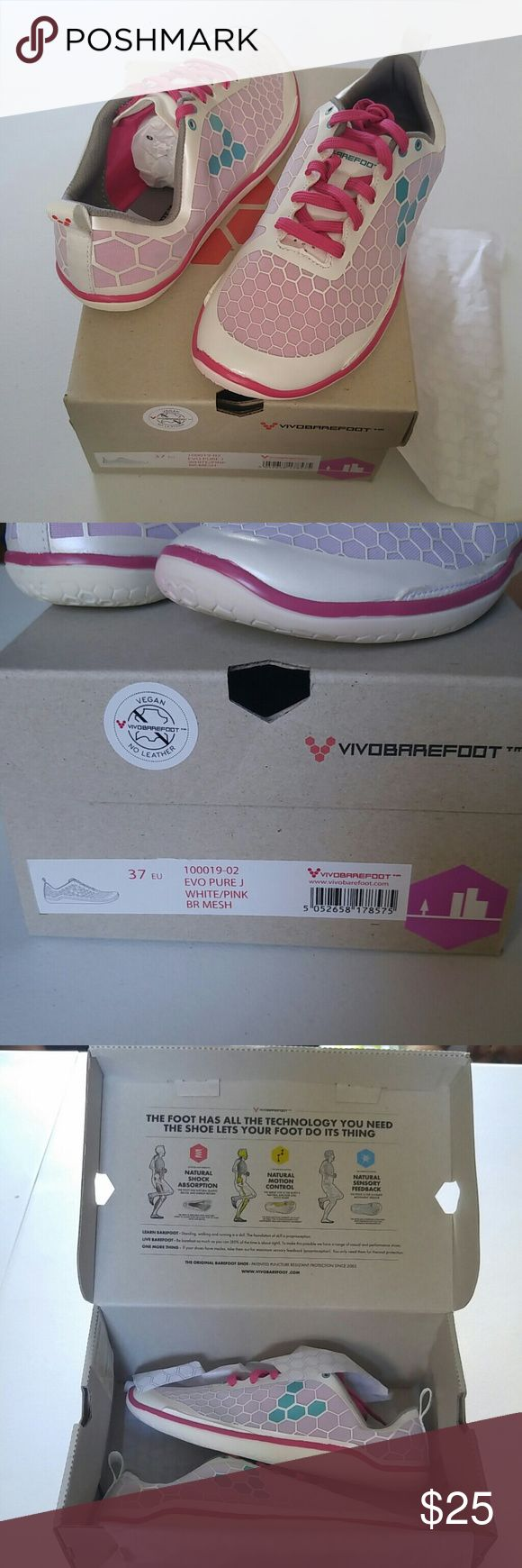Vivobrrefoot brand  barefoot shoes new in box Girls New in box vivobarefoot shoes Vivo barefoot Shoes Sneakers