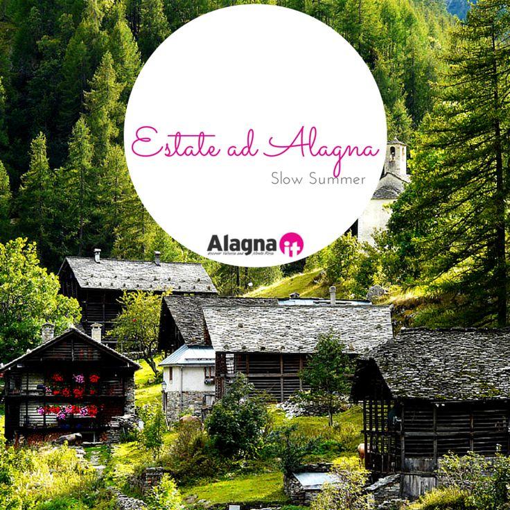 #Natura, sport, cibo. #relax... L'offerta di #Alagna per #vacanze all'insegna della #lentezza http://ow.ly/NbbXV