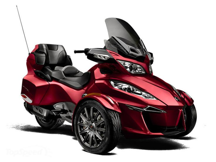 2015 can-am spyder rt-s - DOC572086