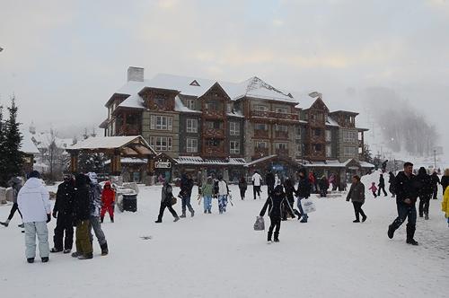 Blue Mountain Ski Resort, Canada