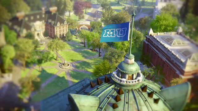 "La Disney Pixar ha messo online un nuovo spot dell'atteso Monsters University, il prequel di Monsters and Co. che uscirà sui nostri schermi il 21 agosto 2013. Il video s'intitola ""Imagine you at MU"" ovvero ""Immaginati alla Monsters University"" ed è realizzato nello stile dei video promozionali che usano le grandi università americane per invogliare gli studenti a iscriversi da loro."