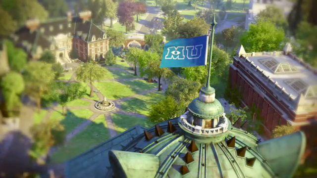 """La Disney Pixar ha messo online un nuovo spot dell'atteso Monsters University, il prequel di Monsters and Co. che uscirà sui nostri schermi il 21 agosto 2013. Il video s'intitola """"Imagine you at MU"""" ovvero """"Immaginati alla Monsters University"""" ed è realizzato nello stile dei video promozionali che usano le grandi università americane per invogliare gli studenti a iscriversi da loro."""
