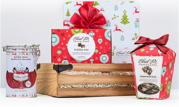 Ethel M - Chocolate gift Baskets