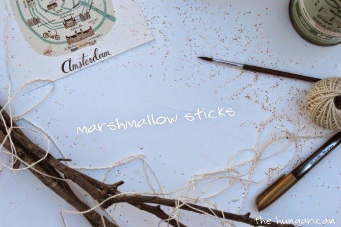 unique marshmallow sticks | thehungarican.blogspot.com
