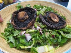Grilled Portobello Mushrooms | Food | Pinterest