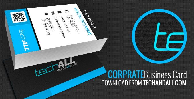 Here is another business card template we just design, you can put your own spin to it... Checkout the preview below or download it from the link below. Oh! The font we're using can be downloade...