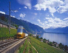 Como funciona o Swiss Pass