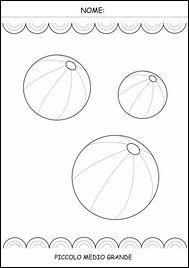 Percezione visiva dimensionale Lamammacreativa