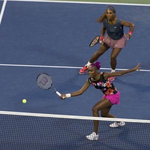 Venus & Serena Williams - 6th of 6 sibling rivalries featured in a dictionary.com reference slideshow