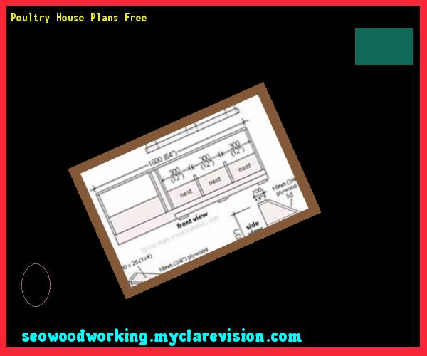 Poultry House Plans Free 150443 - Woodworking Plans and Projects!
