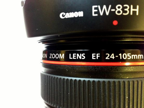 What does the EF mean on my Canon lens?