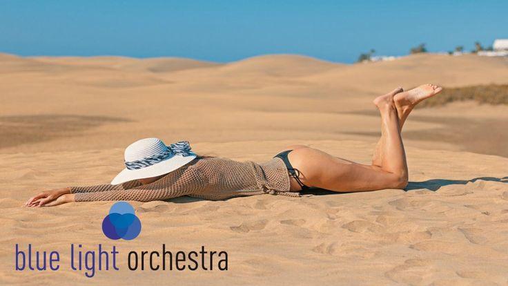 non stop hudba - easy listening instrumentální hudba - část 2 - blue lig...