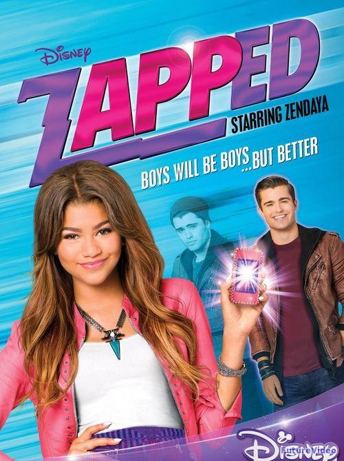 Zapped. Волшебное приложение (2014) - смотреть онлайн в HD бесплатно - FutureVideo