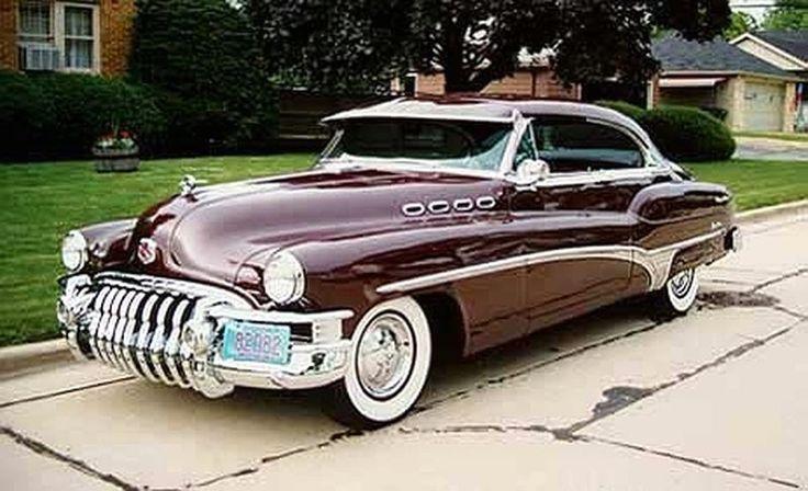1950 Buick Roadmaster...