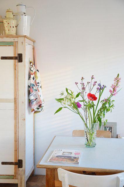 my scandinavian home: The lovely handmade home of Ingrid Jansen