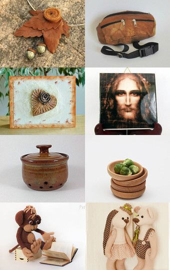 Today brown finds For You by CrochetKnitt on Etsy--Pinned+with+TreasuryPin.com