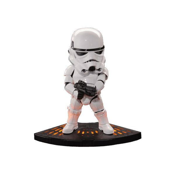 "Star Wars - Imperial Stormtrooper Egg Attack 8"" Statue - ZiNG Pop Culture"