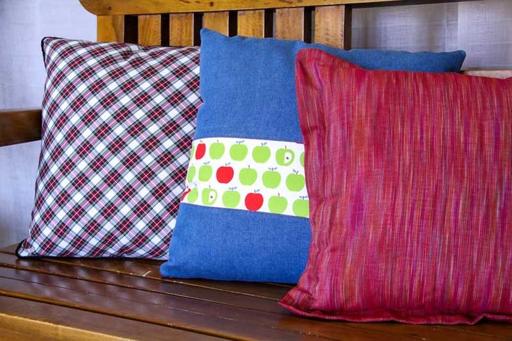 How to Sew Professional-Looking Pillows | Sew Mama Sew | Outstanding sewing, quilting, and needlework tutorials since 2005.