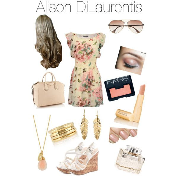 Pretty Little Liars inspired outfit, Alison DiLaurentis - Polyvore