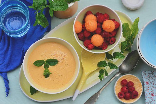 Négy gyors nyári leves, főzés nélkül