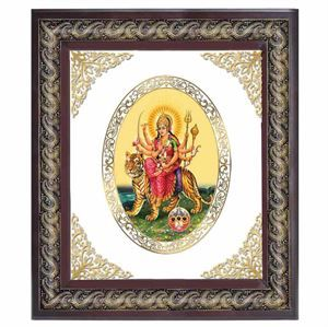 Send some navratri festival blessings to your family, friends and your loved ones with special navratri gifts like 24k gold plated Mata Durga Wall Hangings. @ http://diviniti.co.in/en/mata-durga-wall-hangings