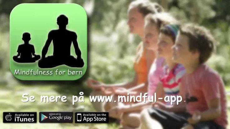 Mindfulness for Børn - At finde ro - Gratis meditation for Børn - YouTube