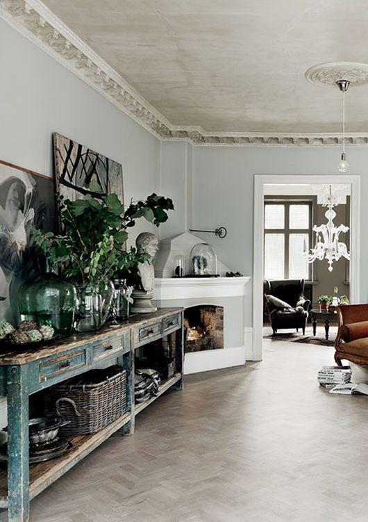 a scandinavian renovation.