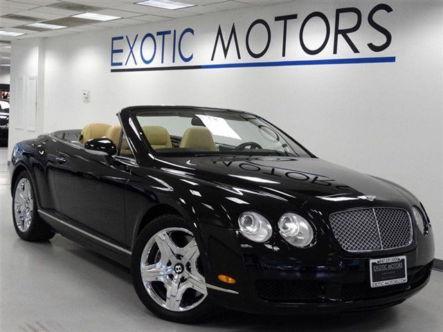 Take on the open road with this 2007 #Bentley #Continental. Experience a life-changing ride: http://bit.ly/1OQsx4m