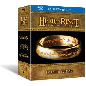 """Mit """"Der Herr der Ringe"""" auf Blu-ray da hat man mit dem ganzen Bonusmaterial eine Zeit zu tun."""
