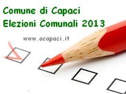Comune di Capaci (PA)  Elezioni Comunali 2013 Amministrative