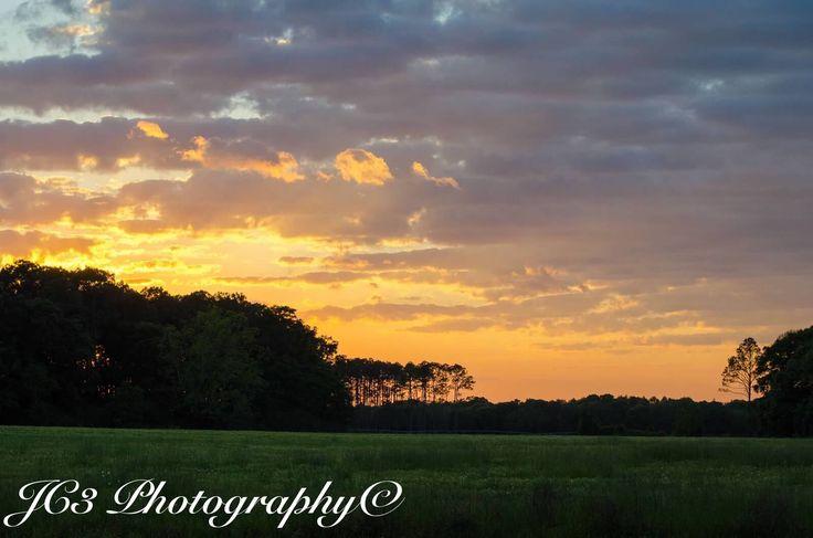 Chipley, Florida nature sunset scenery photo by JC3 Photography