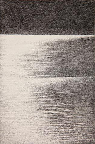 Shigeki Tomura - Reflect on Water 9 2010. Etching - 300.00