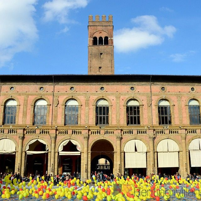 Our team spent and amazing weekend in #bologna which is just a short train ride from #Milan #milano - ask us for insider tips #RentingMilan