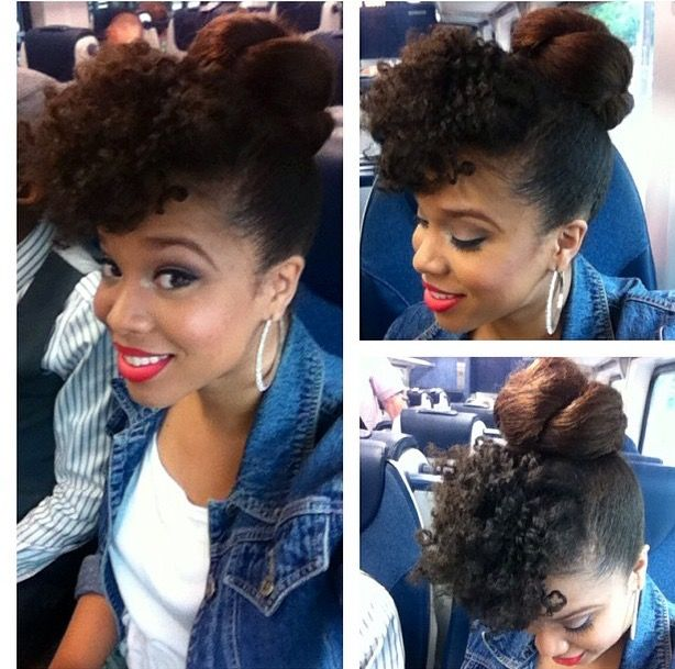 Fantastic 333 Best Images About Natural Protective Hairstyles On Pinterest Hairstyles For Men Maxibearus