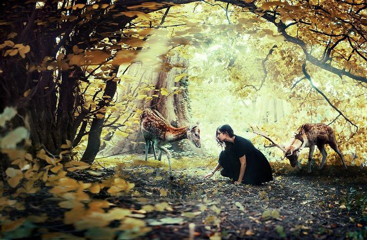 JULIE DE WAROQUIER ♦ Photographer - Strangers