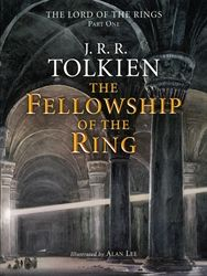 Fellowship of the Ring Deluxe Hardcover Edition - Exodus Books