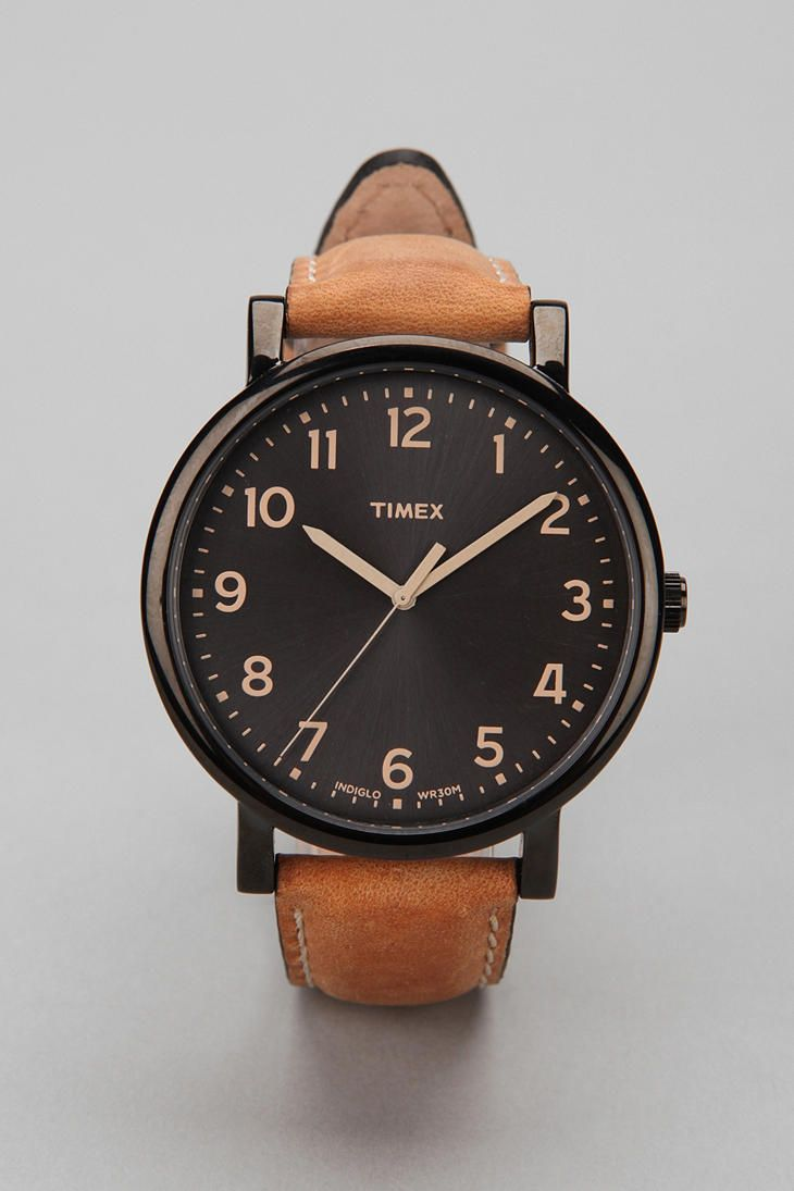 classic, simple, and begging for some fun bracelts. I'd like this.