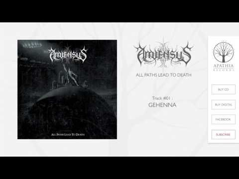 Permafrost.today: Amiensus - All Paths Lead to Death
