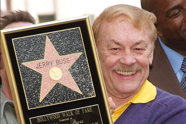 RIP Dr. Jerry Buss    Long time owner of the LA Lakers   1933-2013