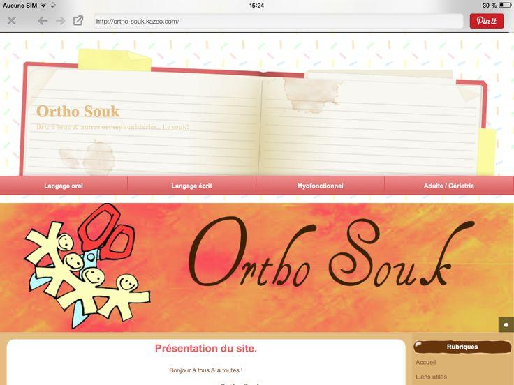 Un nouveau site d'ortho http://ortho-souk.kazeo.com/langage-ecrit/langage-ecrit,r2105624.html