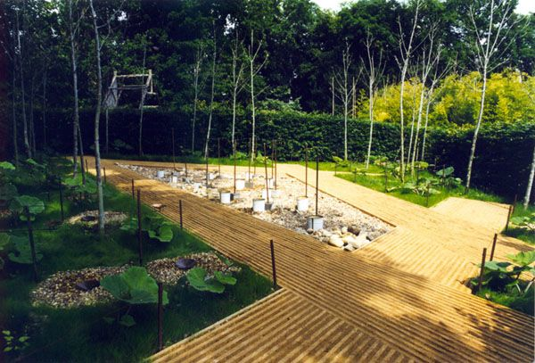 Chaumont sur Loire Festival des Jardin - Cristina Gragnolati Boris Di Molfetta - Goutte a Goutte Musical garden