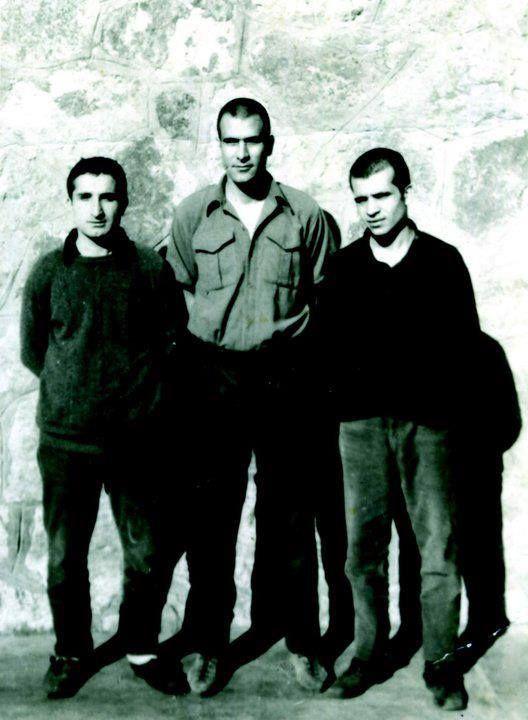 10.03.1972.Türkiye Büyük Millet Meclisi Deniz Gezmiş,Yusuf Aslan ve Hüseyin İnan hakkındaki idam kararlarını onayladı